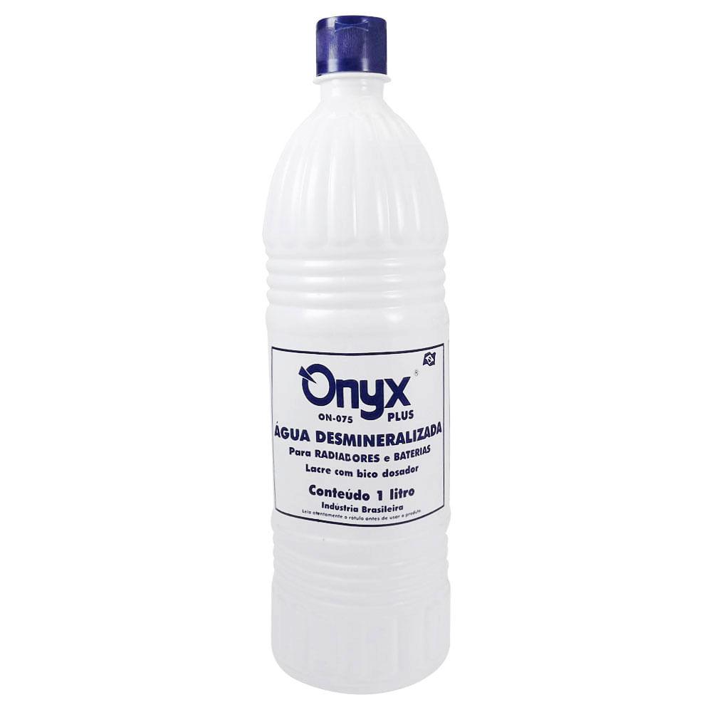 Água Desmineralizada Para Radiador 1 Litro ON075 Onyx
