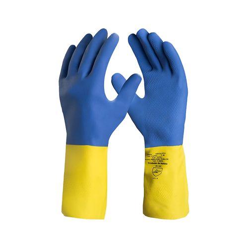 Luva-Neoprane-Latex-Azul-T-P---Danny