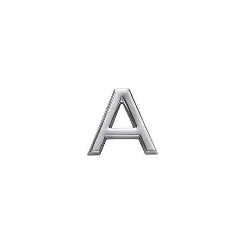Letra-A-em-ABS-Cromado-39mm---Bemfixa