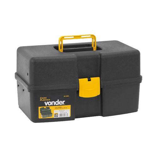 Caixa-Plastica-Maleta-VD-3001-com-3-Bandejas-Vonder