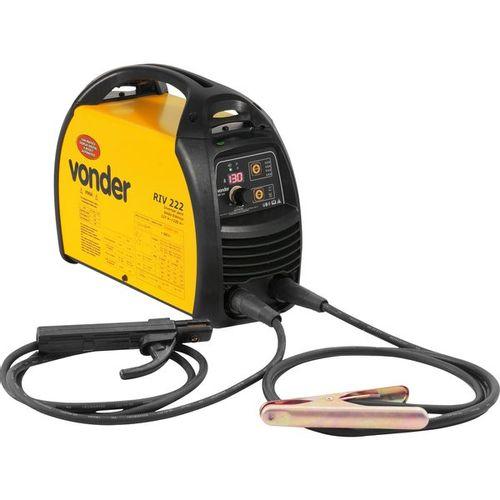 Inversora-De-Solda-Eletrodo-130a-200a-Riv222-Vonder-Bivolt