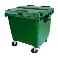 Container-Plastico-660-LT-Com-Rodas-Freio-Verde-