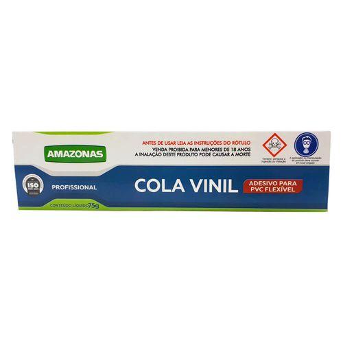 COLA-AMAZONAS-VINIL-75G