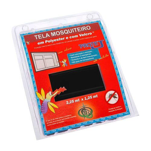 TELA-VICTORIA-REGGIA-MOSQUITEIRO-VELCRO-225X125MTS-PRETA
