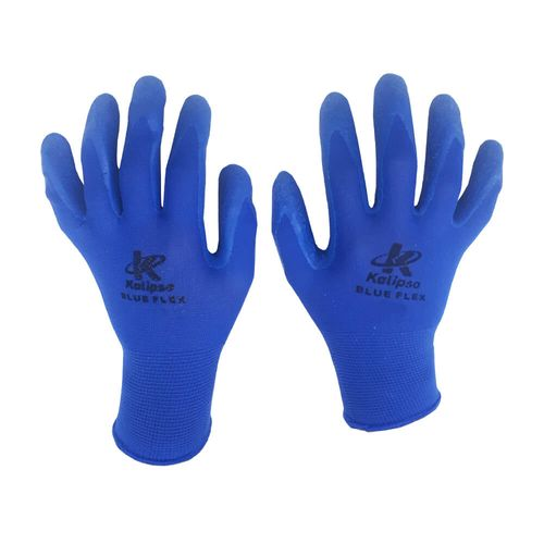 LUVA-KALIPSO-TRICOTADA-BLUE-FLEX-TAMANHO-9-G-AZUL