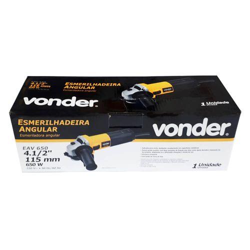 ESMERILHADEIRA-VONDER-ANGULAR-4-E-1-2--EAV-650-220V