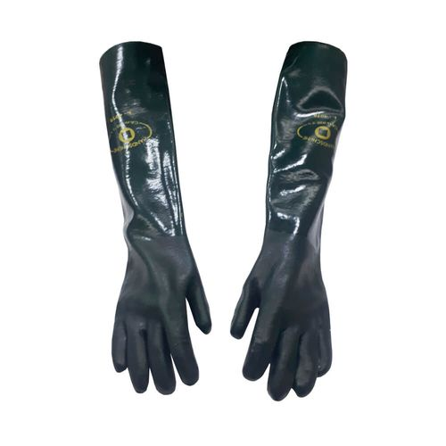 LUVA-HANDSCHUHE-PVC-26CM-TAMANHO-95-G-GRANULADA-COM-FORRO