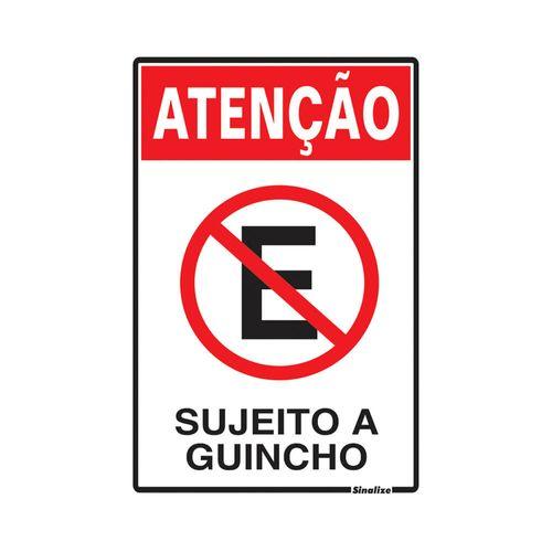 PLACA-SINALIZE-DE-SINALIZACAO-SUJEITO-A-GUINCHO-20X30CM