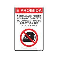 PLACA-SINALIZE-SINALIZACAO-PROIBIDO-USO-DE-CAPACETE-30X20CM