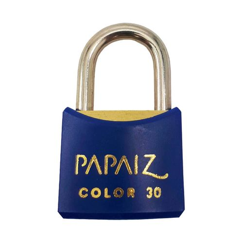 CADEADO-PAPAIZ-COLOR-LINE-COM-2-CHAVES-30MM-AZUL