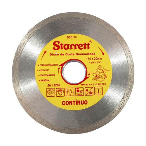 DISCO-DE-CORTE-DIAMANTADO-STARRETT-CONTINUO-110-X-20MM