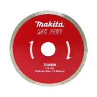 DISCO-DIAMANTADO-MAKITA-MAKFAST-LISO-110MM