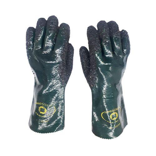 LUVA-HANDSCHUHE-PVC-35CM-TAMANHO-95-G-GRANULADA-COM-FORRO