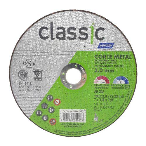 DISCO-DE-CORTE-CLASSIC-NORTON-METAL-230-X-30-X-2223MM