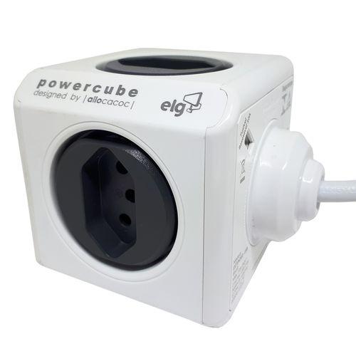 POWERCUBE-ORIGINAL-ELG-4-TOMADAS-E-2-USB-CABO-DE-15M-BIVOLT