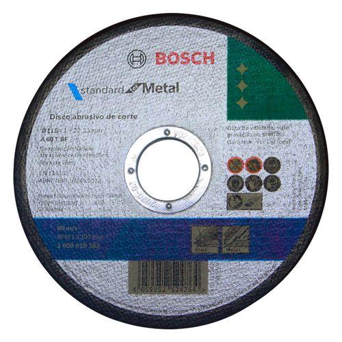 DISCO-ABRASIVO-DE-CORTE-BOSCH-A-60-T-BF-PARA-METAL-115X1MM
