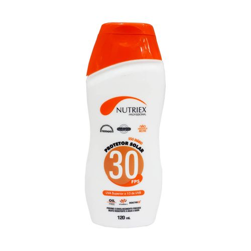 PROTETOR-SOLAR-NUTRIEX-FPS-30-1-3-UVA-120ML