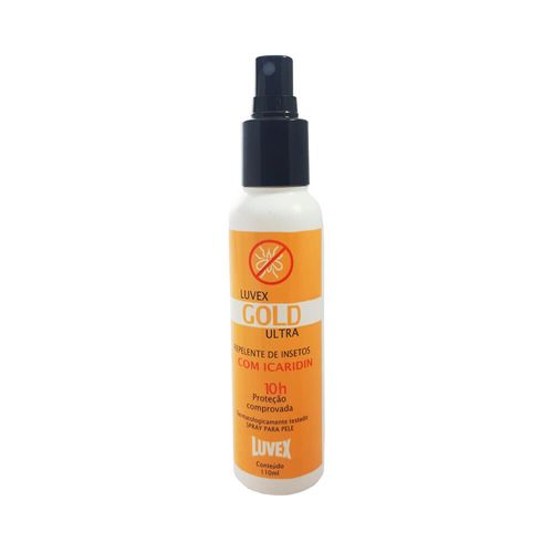 REPELENTE-DE-INSETOS-GOLD-ULTRA-ICARIDIN-LUVEX-SPRAY-110ML