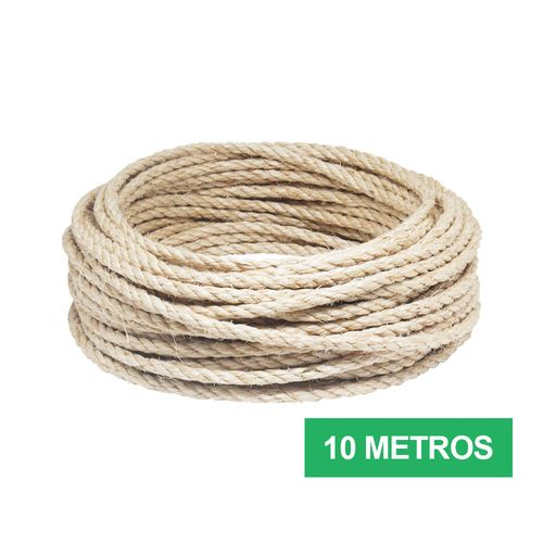 CORDA-SISAL-ELASTOBOR-NATURAL-BIODEGRADAVEL-6MM-ROLO-COM-10M