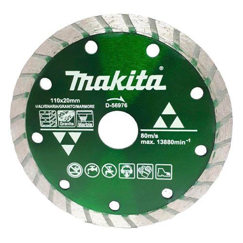 DISCO-DIAMANTADO-MAKITA-TURBO-110MM-X-20MM