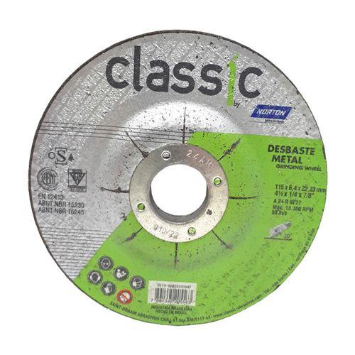 DISCO-DE-DESBASTE-NORTON-CLASSIC-115-X-64-X-2223MM