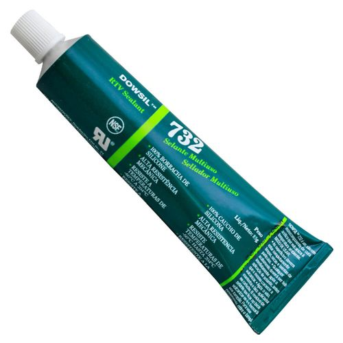 SILICONE-ACETICO-DOW-CORNING-USO-GERAL-732-INCOLOR-85G