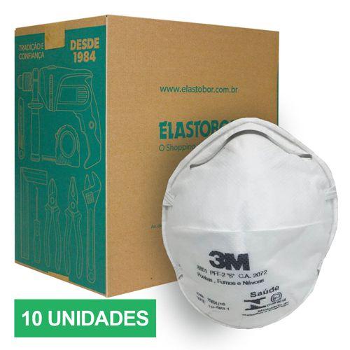 MASCARA-DE-SEGURANCA-3M-SEM-VALVULA-PFF2-KIT-COM-10-UND
