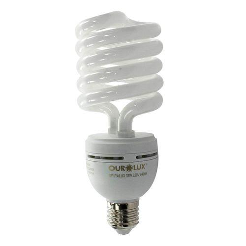 LAMPADA-ESPIRAL-SOQUETE-OUROLUX-E27-BRANCA-33W-220V