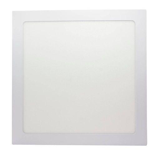 PLAFON-DE-EMBUTIR-OUROLUX-LED-BRANCA-QUADRADO-6400K-24W