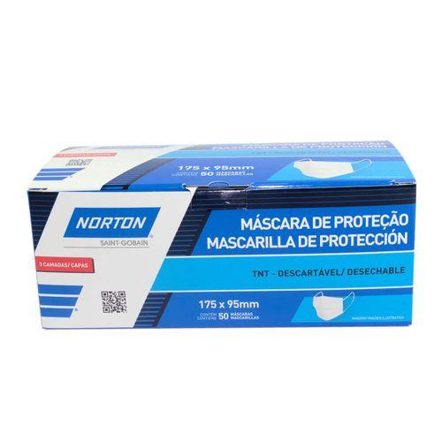 MASCARA-DE-PROTECAO-NORTON-TRIPLA-CAMADA-50-UNIDADES