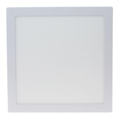 PLAFON-DE-SOBREPOR-OUROLUX-LED-BRANCA-QUADRADO-6400K-24W